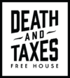Death & Taxes logo